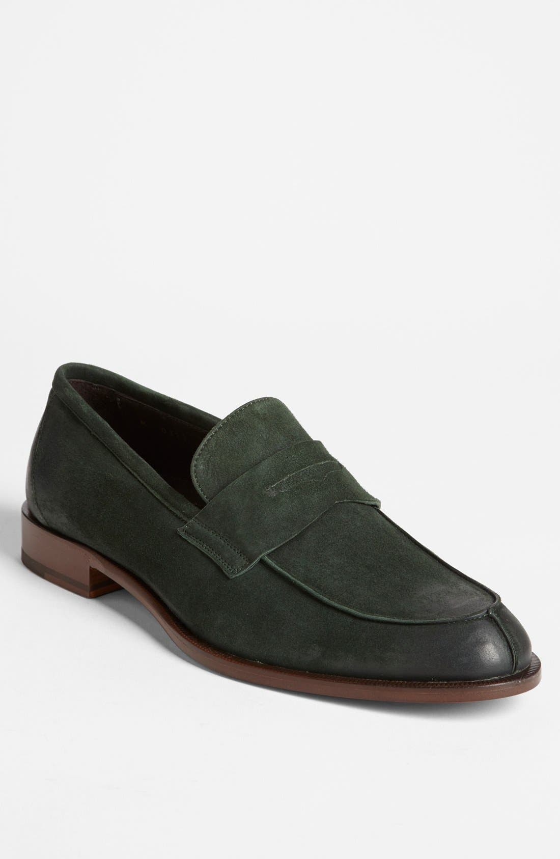 Alternate Image 1 Selected - Bruno Magli 'Rotzo' Penny Loafer