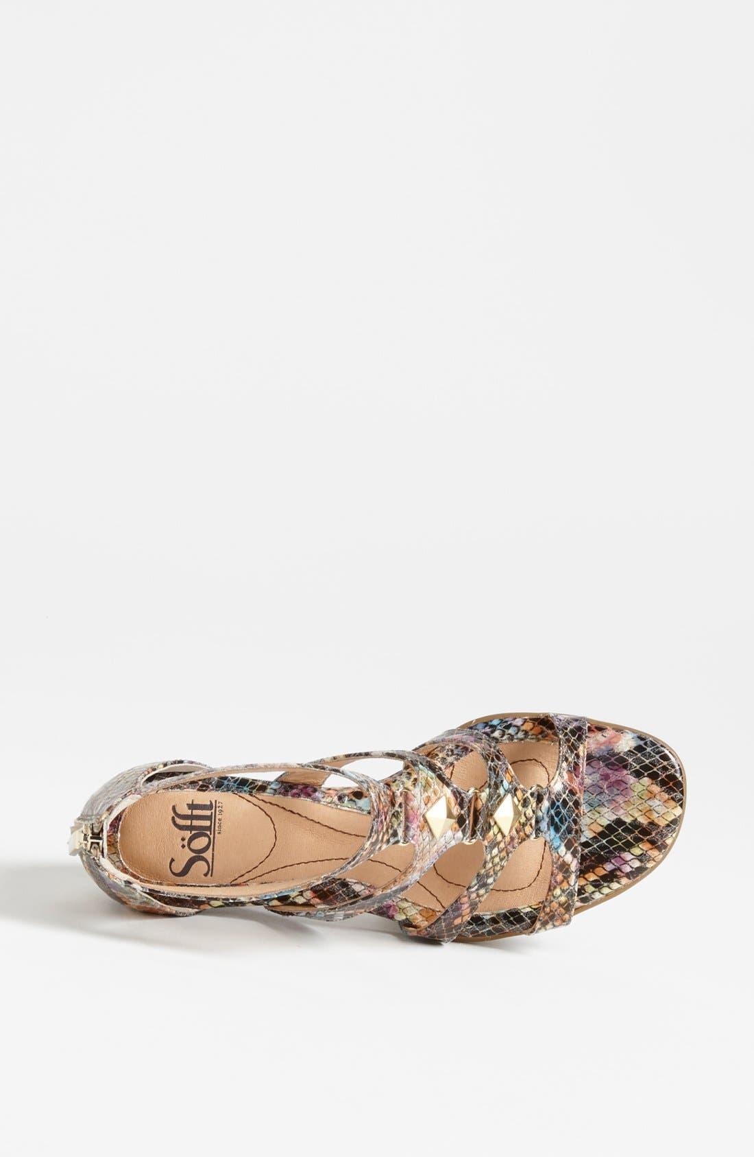Alternate Image 3  - Söfft 'Brilynn' Sandal