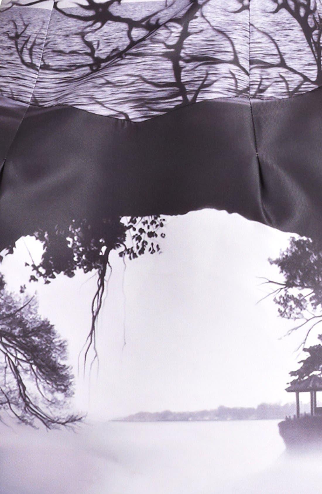 Alternate Image 2  - Mary Katrantzou Sleeveless Print Dress