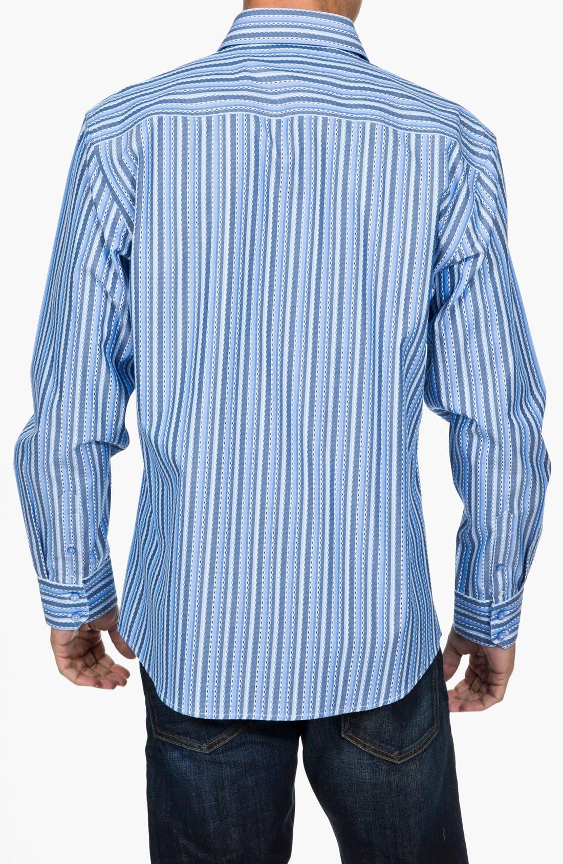 Alternate Image 3  - Zagiri Regular Fit Sport Shirt