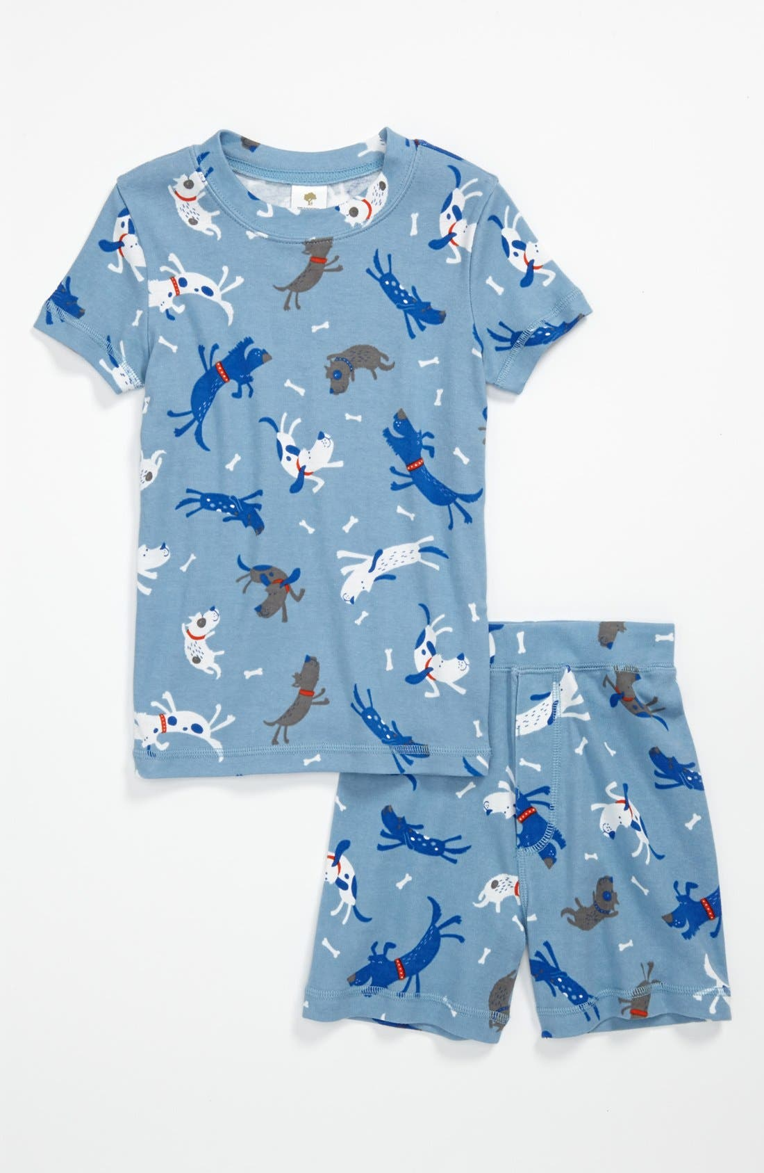 Alternate Image 1 Selected - Tucker + Tate Two-Piece Fitted Pajamas (Toddler Boys, Little Boys & Big Boys)