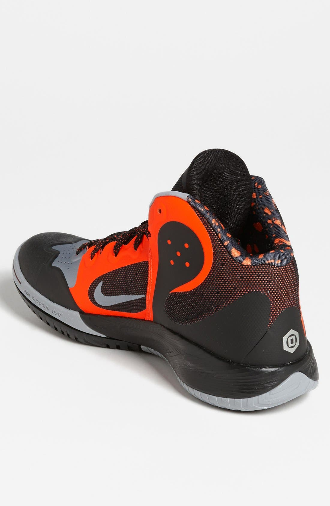 Alternate Image 2  - Nike 'Zoom HyperFranchise XD' Basketball Shoe (Men)