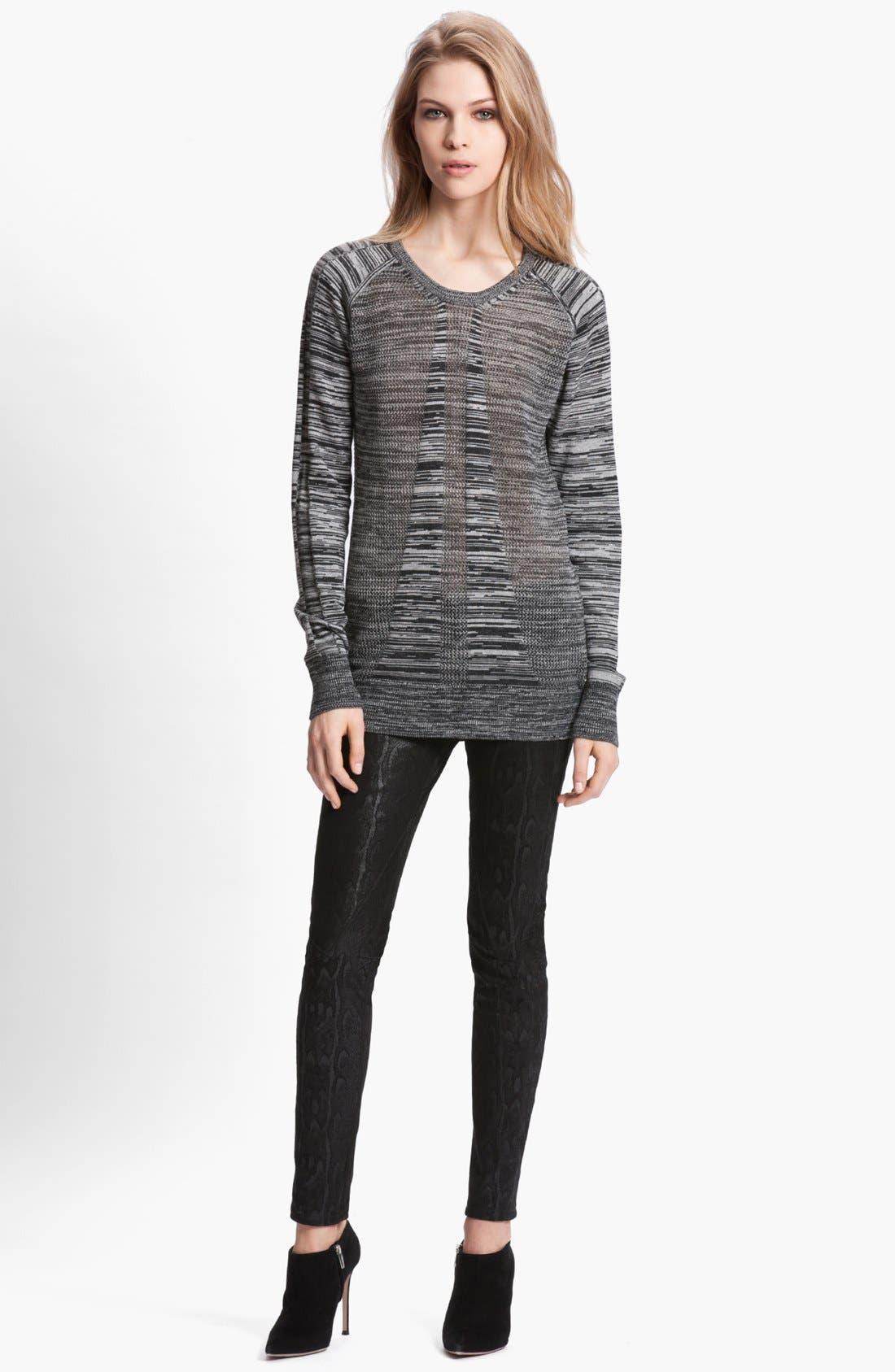 Main Image - Faith Connexion Mix Knit Sweater