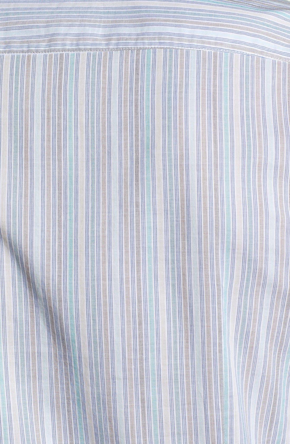 Alternate Image 3  - BOSS HUGO BOSS 'Ronny' Slim Fit Sport Shirt