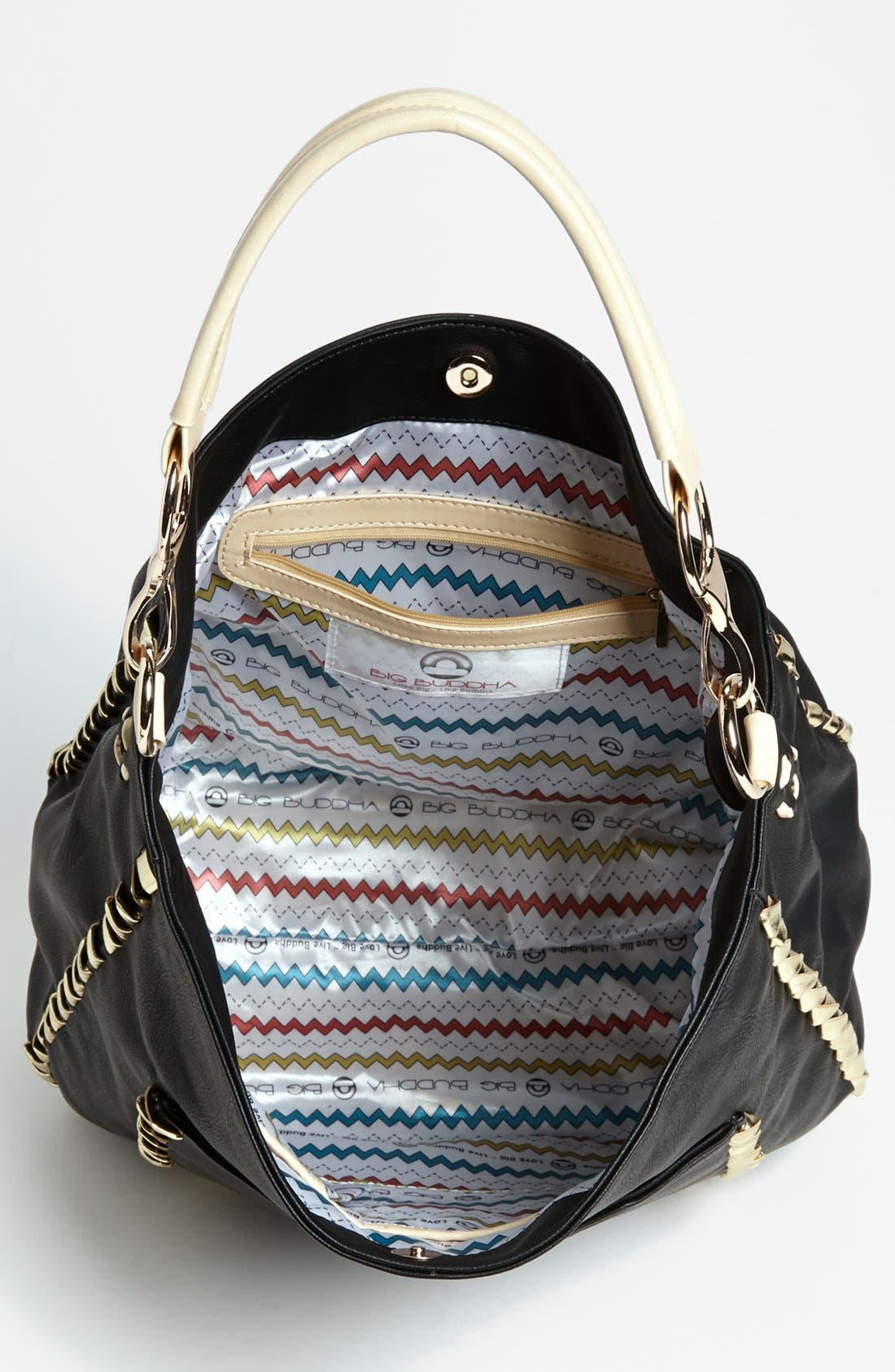 Alternate Image 2  - Big Buddha 'Alba' Hobo Bag, Large