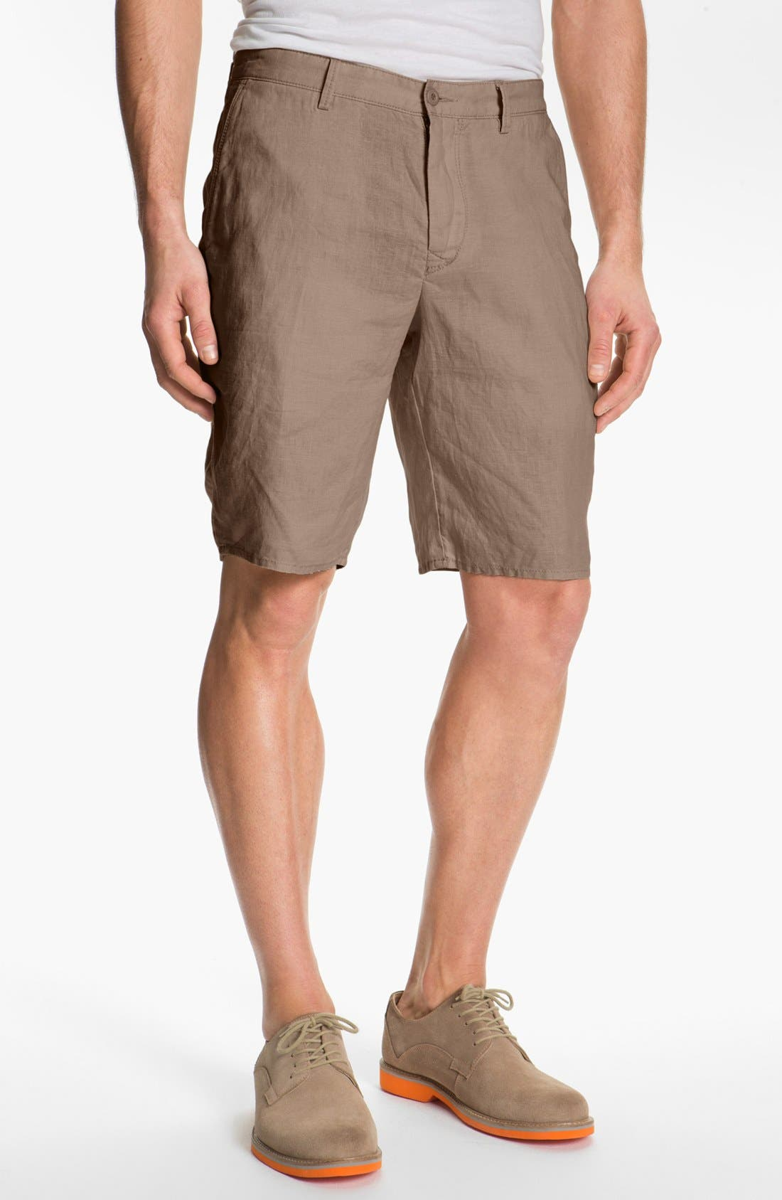 Alternate Image 1 Selected - BOSS HUGO BOSS 'Clyde' Shorts