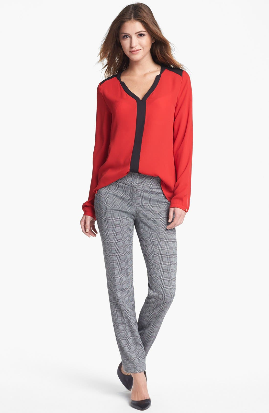 Alternate Image 1 Selected - Vince Camuto Blouse & Pants