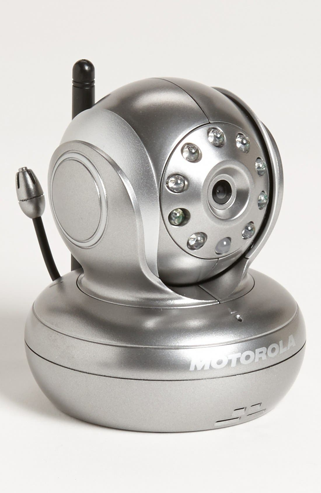 Main Image - MOTOROLA 'Blink1' Wi-Fi Remote View Baby Monitor Video Camera
