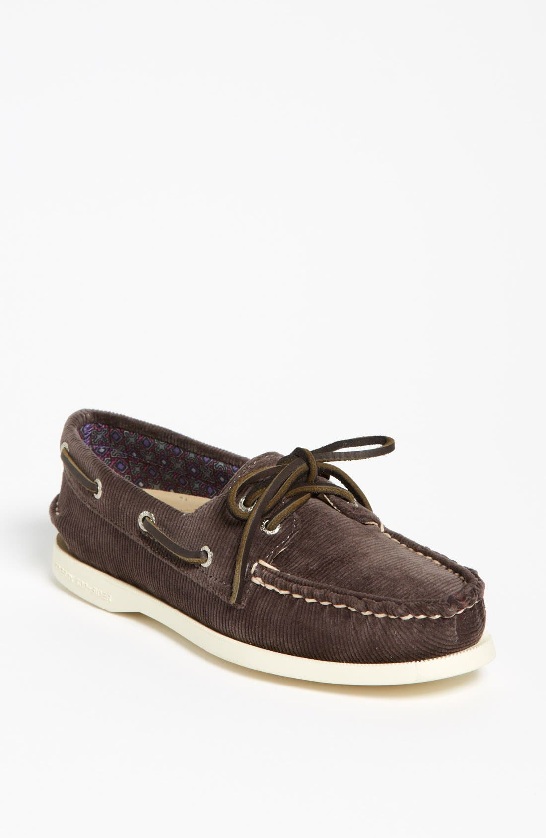 Alternate Image 1 Selected - Sperry Top-Sider® 'Authentic' Boat Shoe (Women)