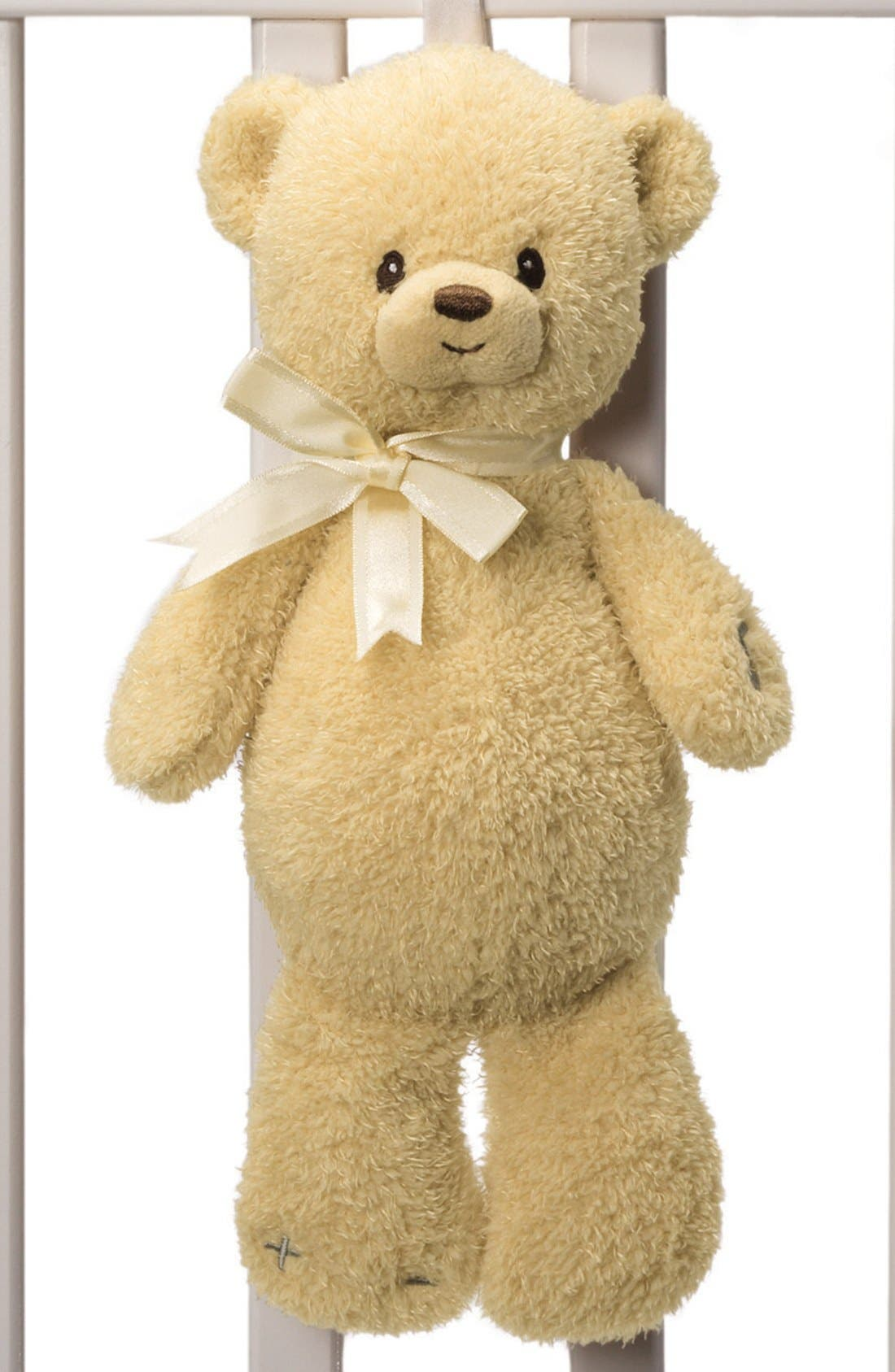 Main Image - Baby Gund 'Teddi' Soothing Sounds Bear