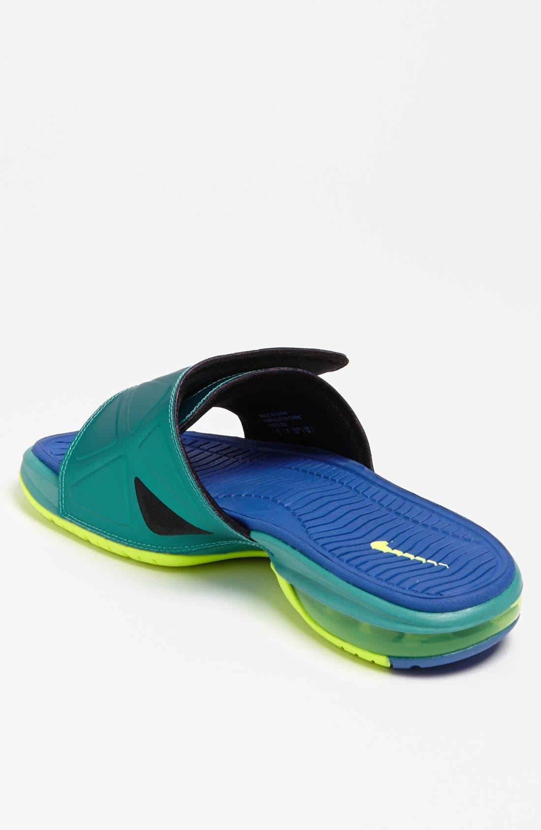 Alternate Image 2  - Nike 'Air LeBron 2 Slide Elite' Sandal (Men)