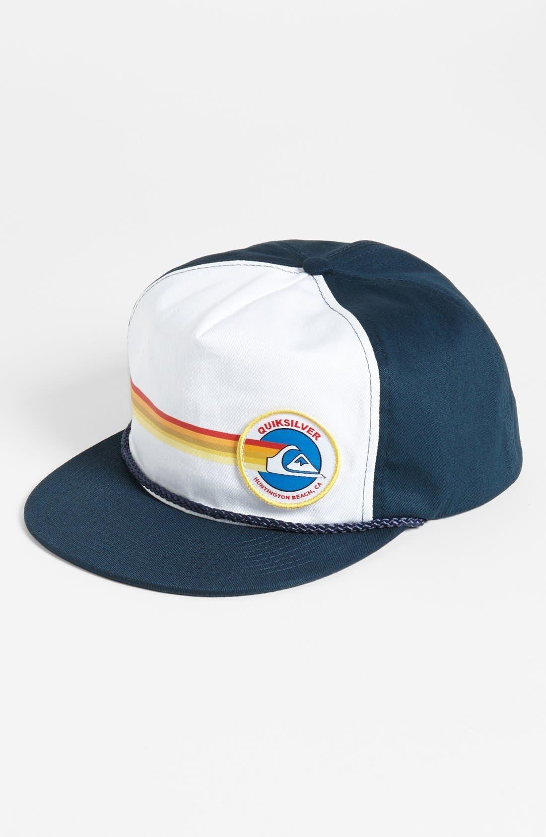 Alternate Image 1 Selected - Quiksilver 'Reef Rash' Baseball Cap