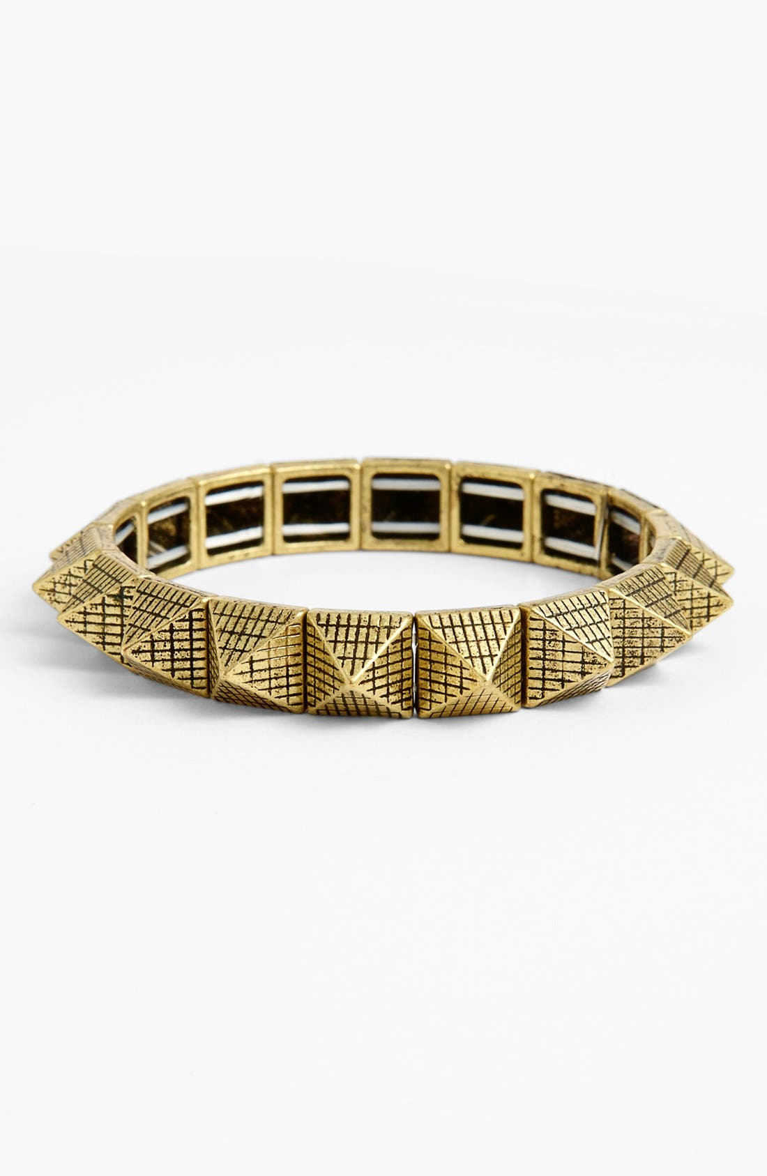 Main Image - Carole Stud Stretch Bracelet (Online Only)