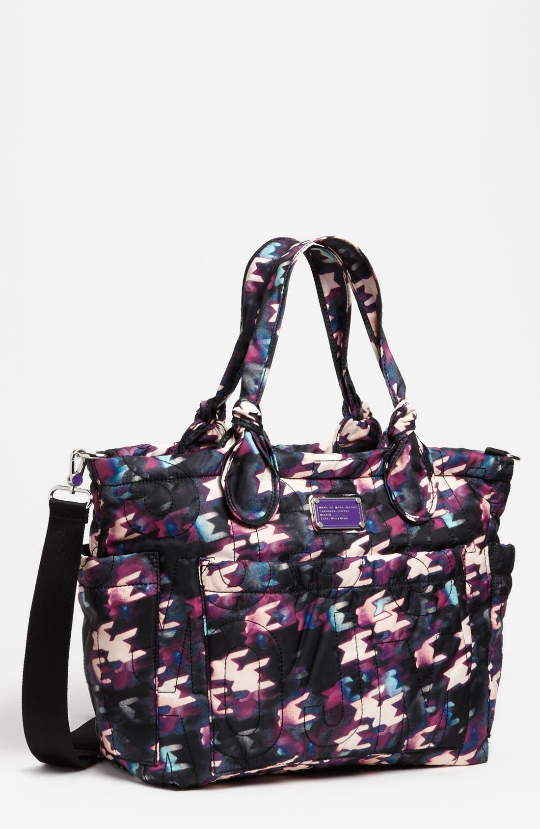 Alternate Image 1 Selected - MARC BY MARC JACOBS 'Pretty Nylon Eliz-A-Baby' Diaper Bag