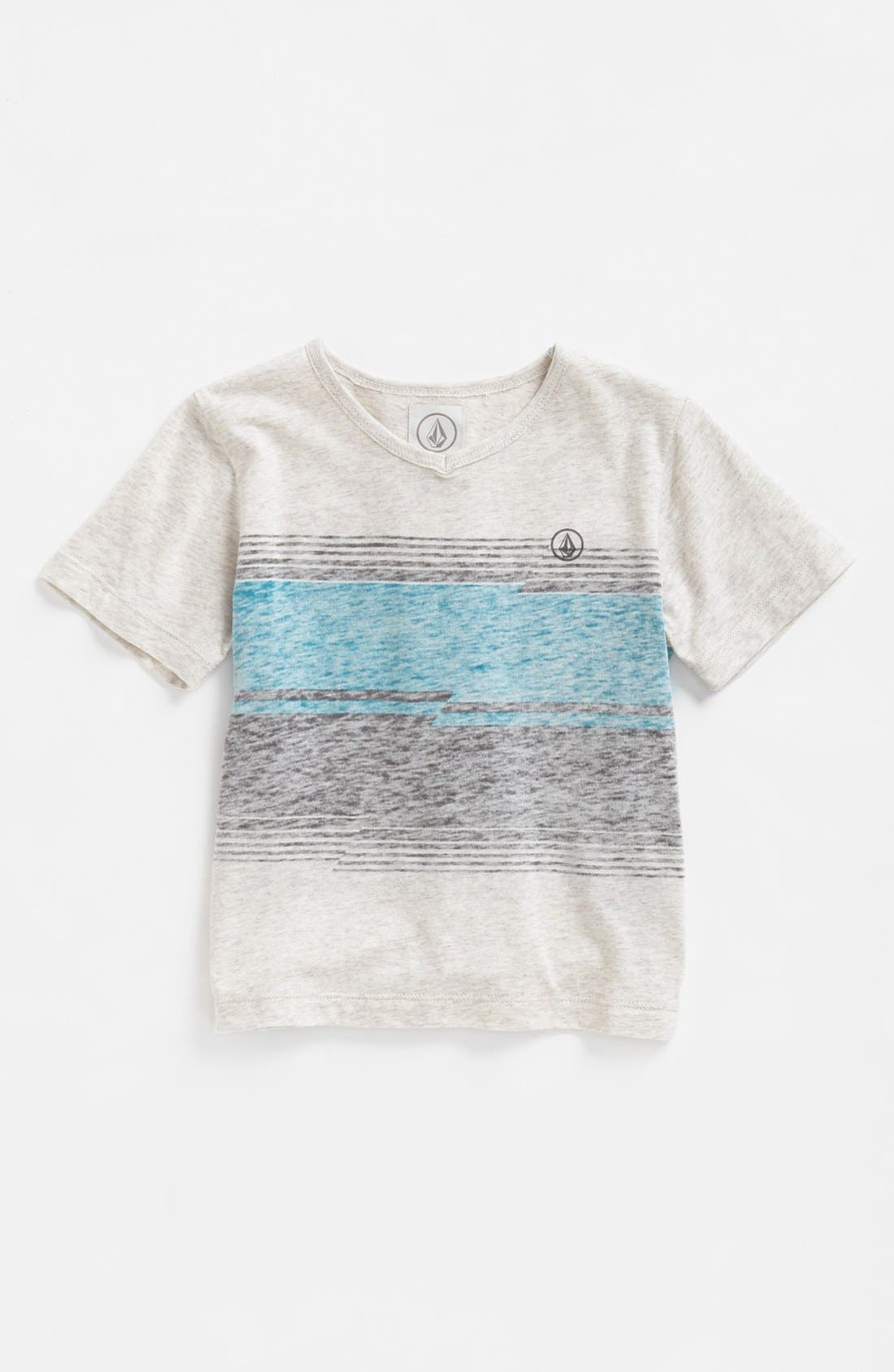 Alternate Image 1 Selected - Volcom 'Inferno' V-Neck T-Shirt (Toddler Boys)