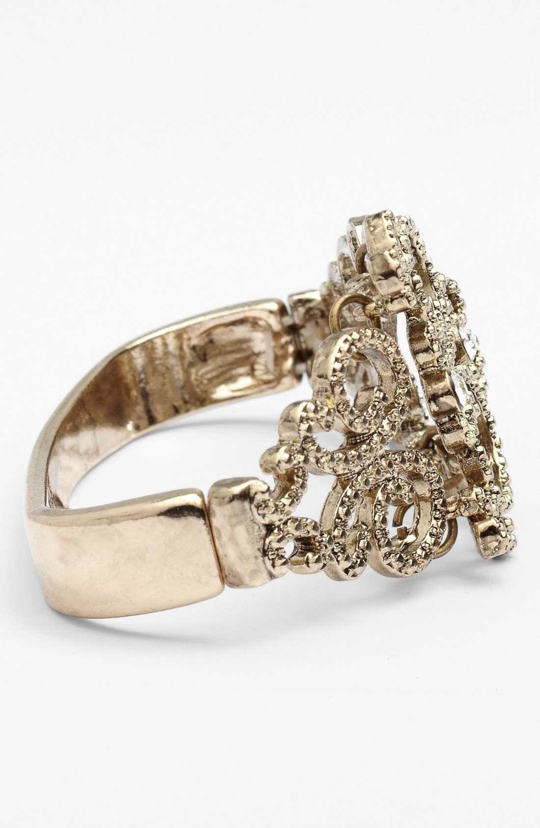 Alternate Image 2  - Tildon 'Vintage' Hand Bracelet