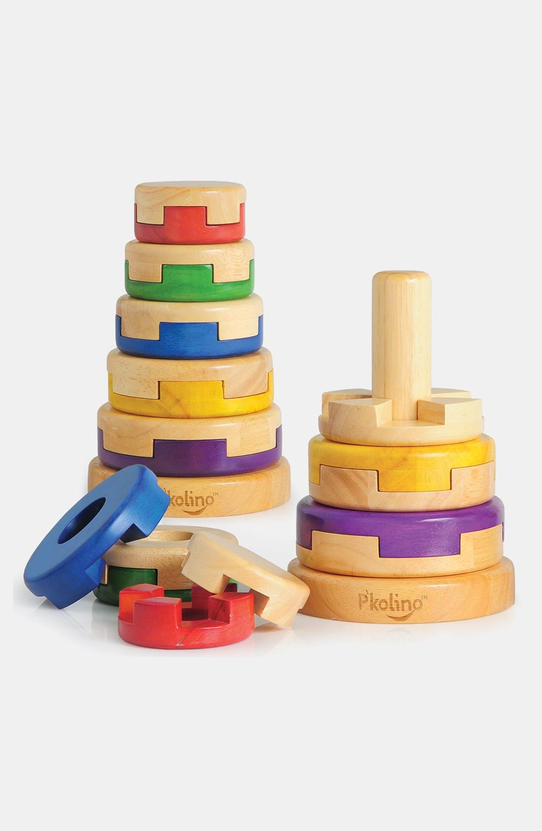 Alternate Image 2  - P'kolino Puzzle Stacker