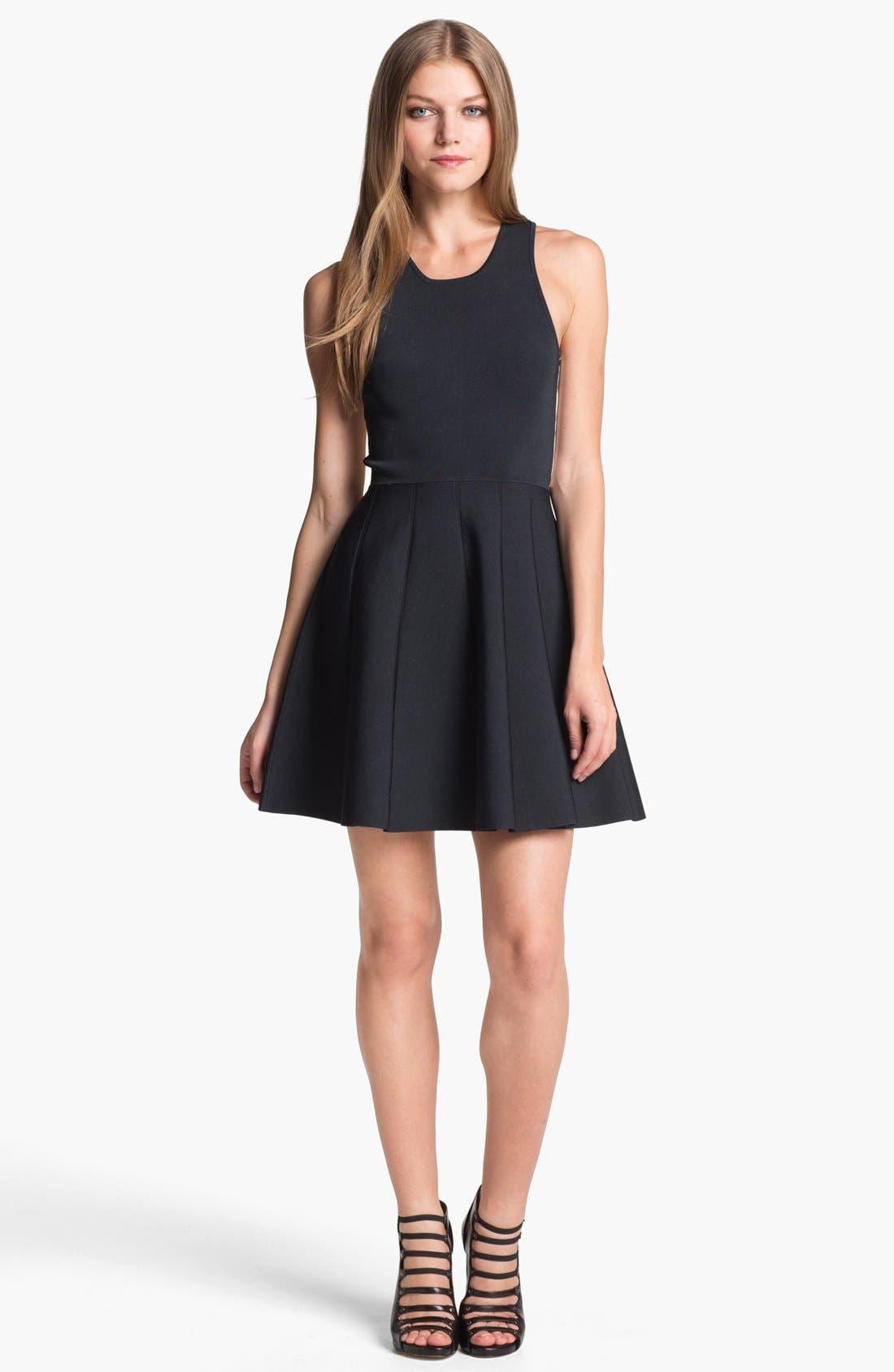 Main Image - Parker Cutout Back Cocktail Dress