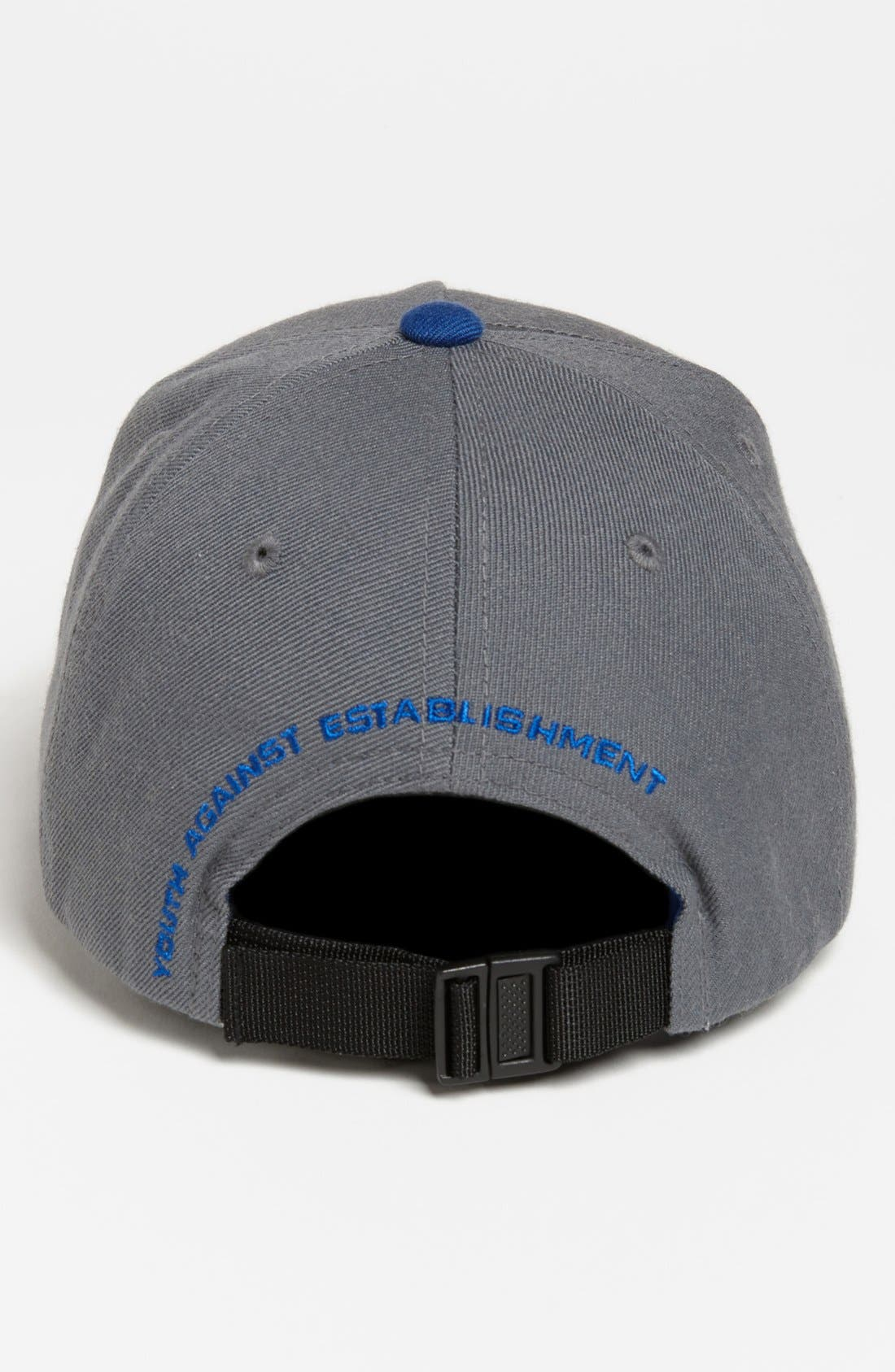 Alternate Image 2  - Volcom 'Spiked' Baseball Cap (Big Boys)