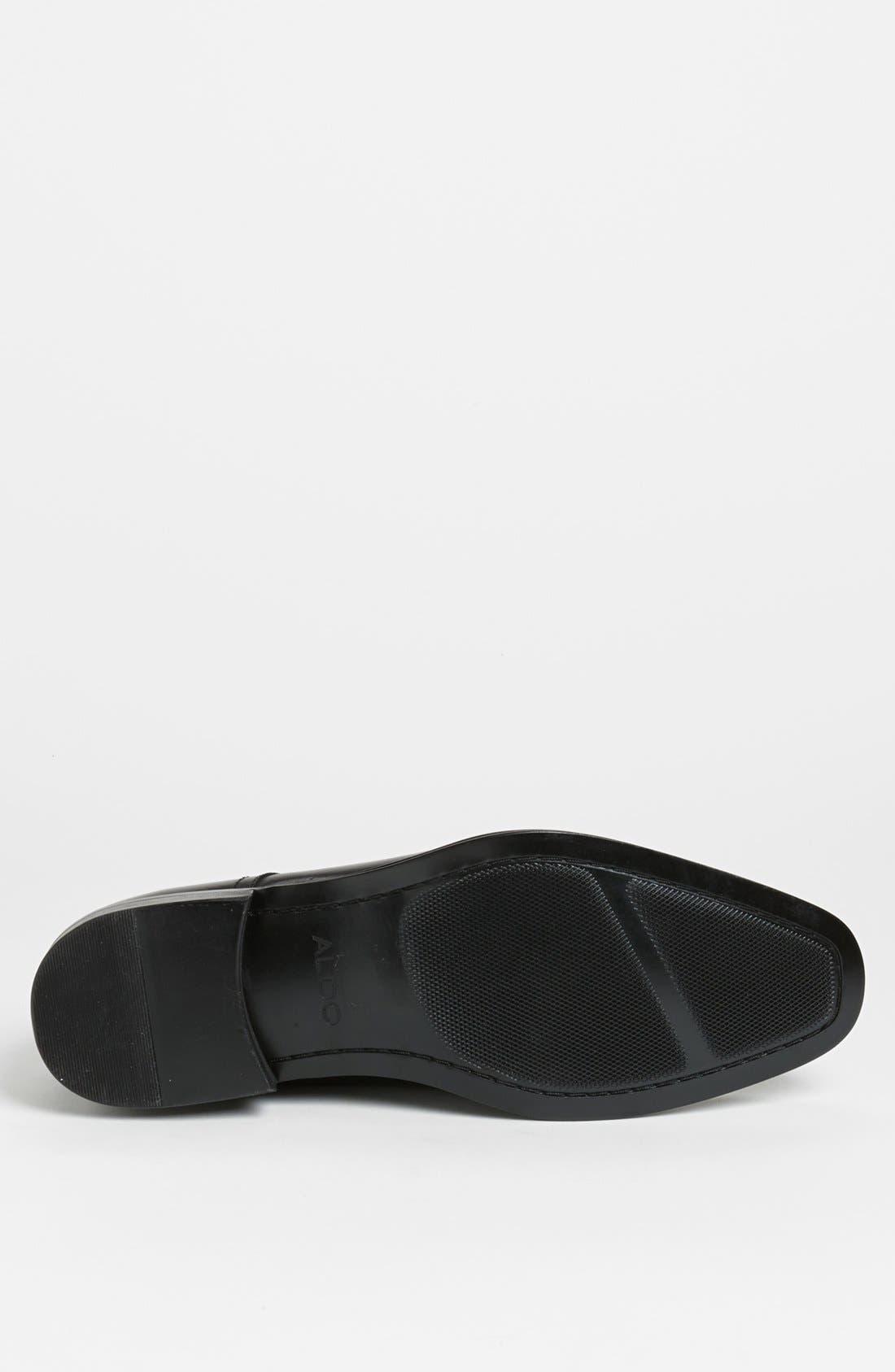 Alternate Image 4  - ALDO 'Simmons' Plain Toe Derby (Men)