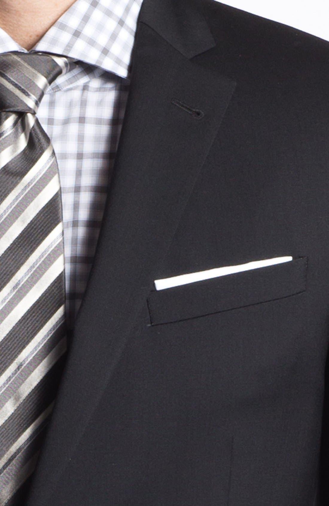 Alternate Image 2  - John Varvatos Star USA Trim Fit Wool Blend Sportcoat