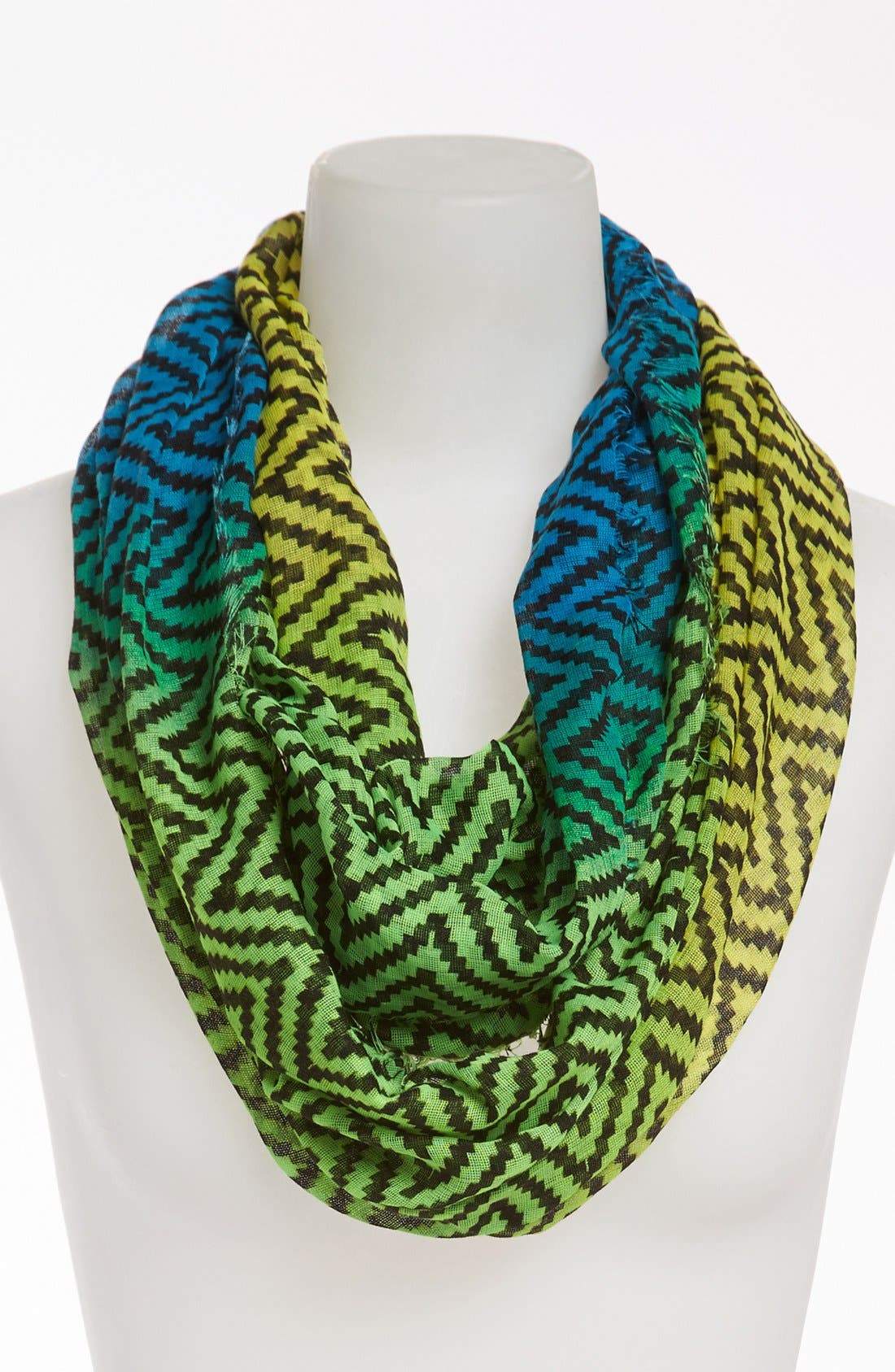Alternate Image 1 Selected - Brazen Infinity Scarf