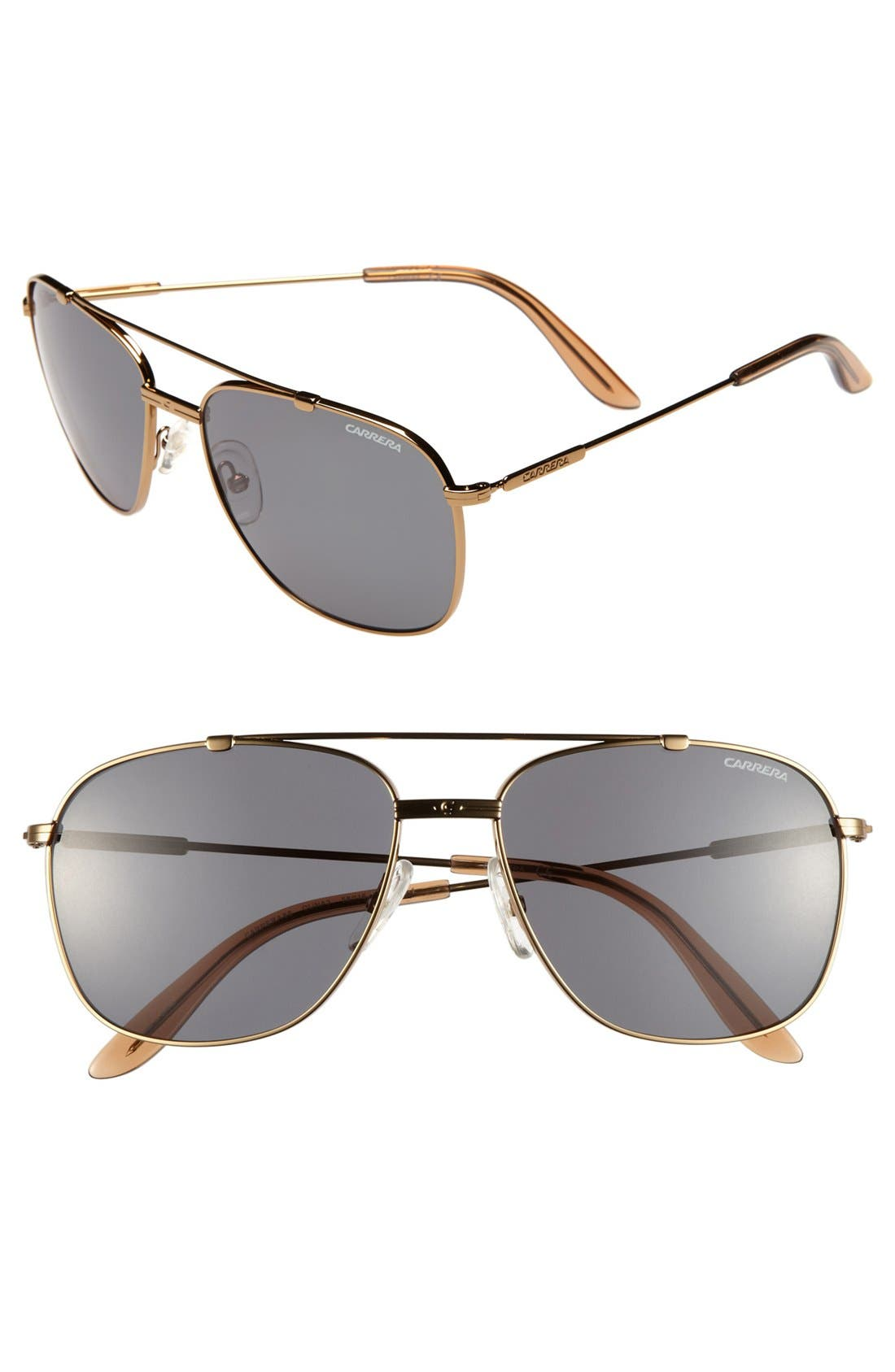 Alternate Image 1 Selected - Carrera Eyewear 58mm Sunglasses
