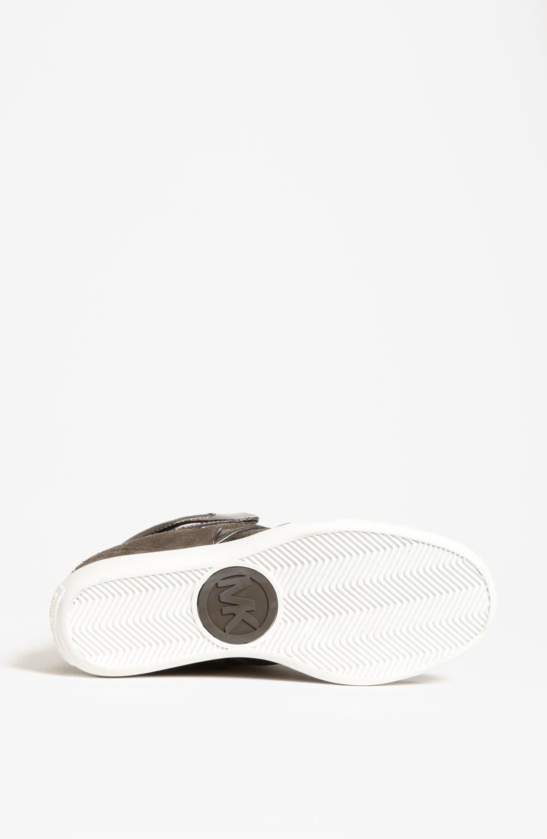 Alternate Image 4  - MICHAEL Michael Kors 'Nikko' High Top Sneaker