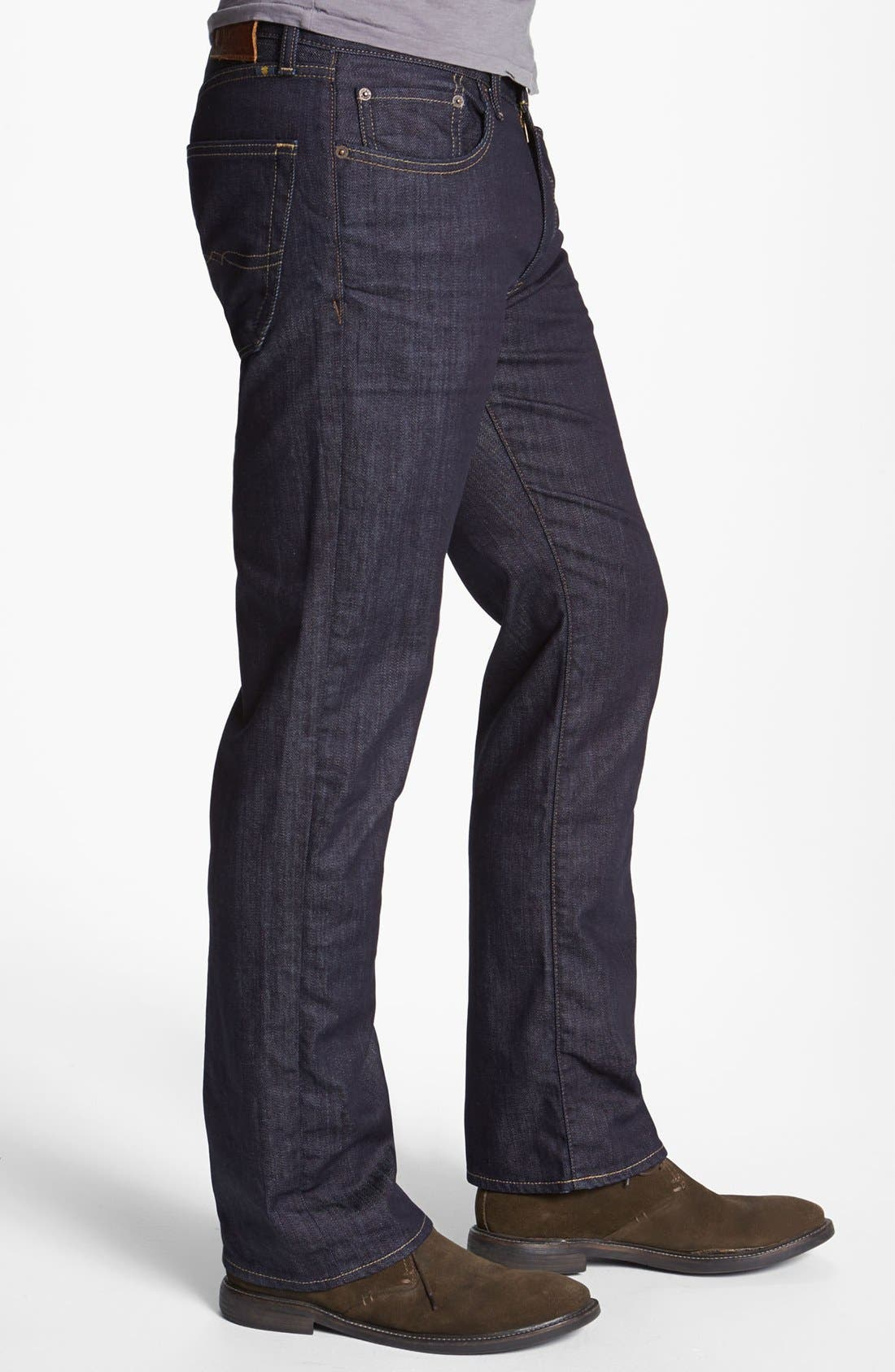 Alternate Image 3  - Lucky Brand '361 Vintage' Straight Leg Jeans (Kino)