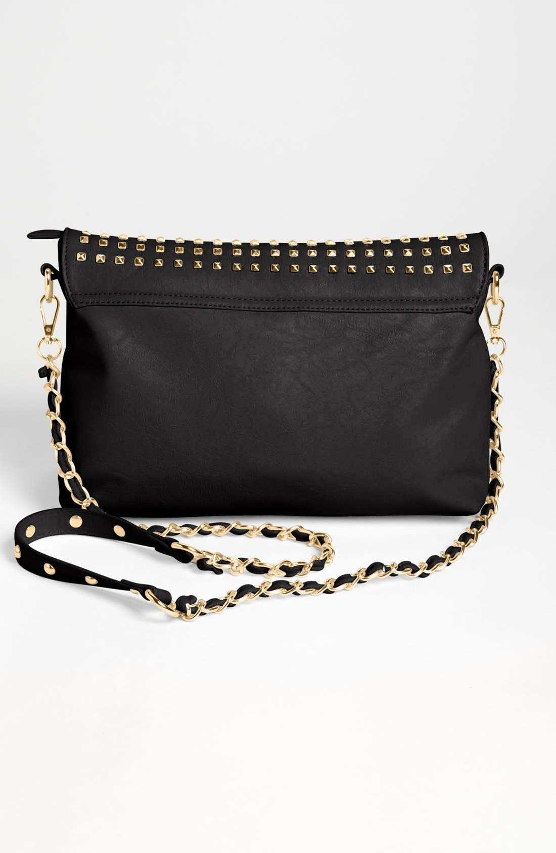 Alternate Image 5  - NB Handbags Studded Convertible Crossbody (Juniors)