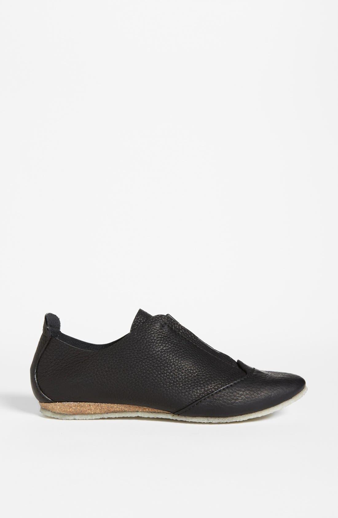 Alternate Image 4  - Pedro Garcia 'River' Zip Front Loafer