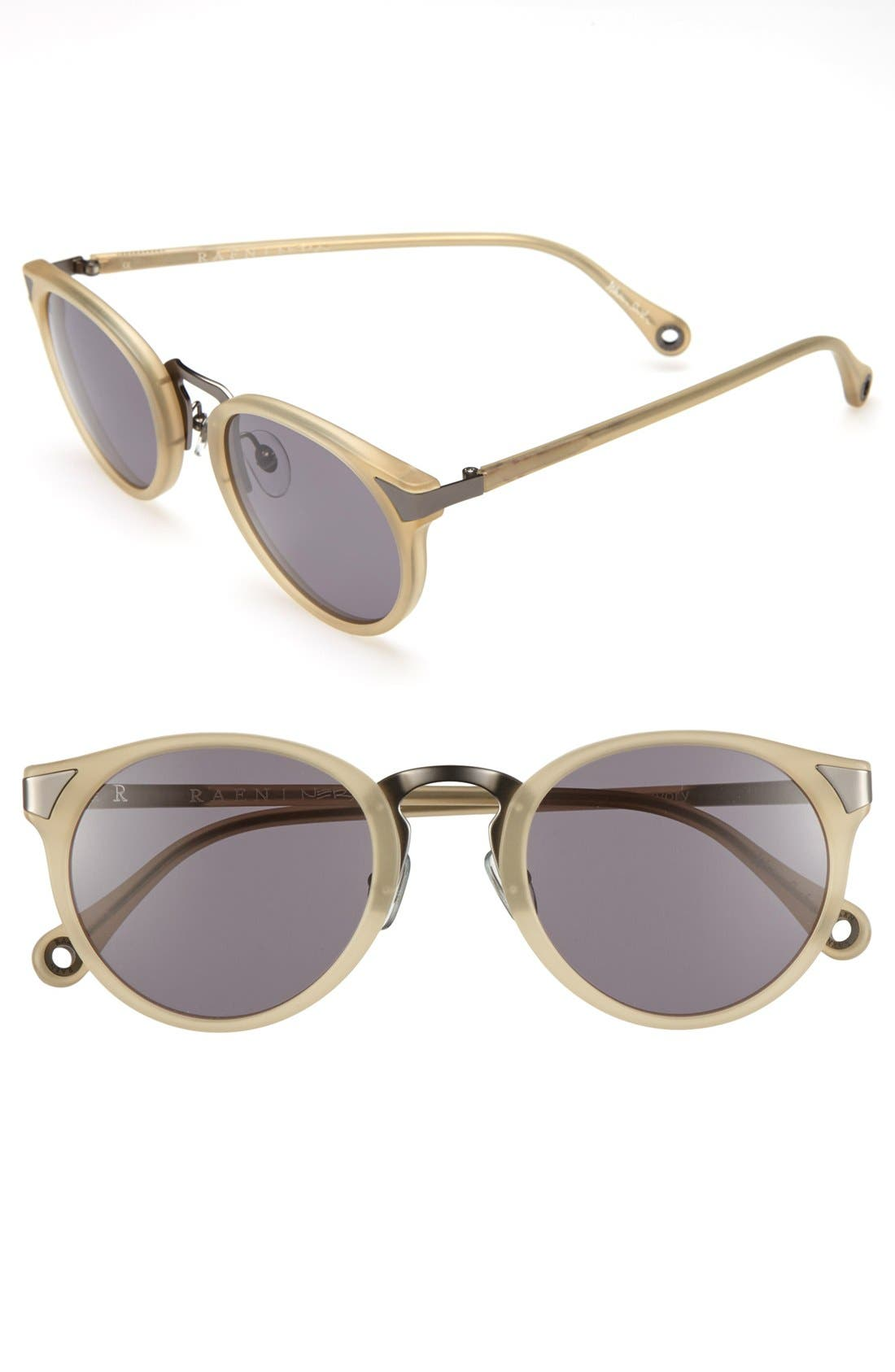 Alternate Image 1 Selected - RAEN 'Nera' 50mm Sunglasses (Online Exclusive)