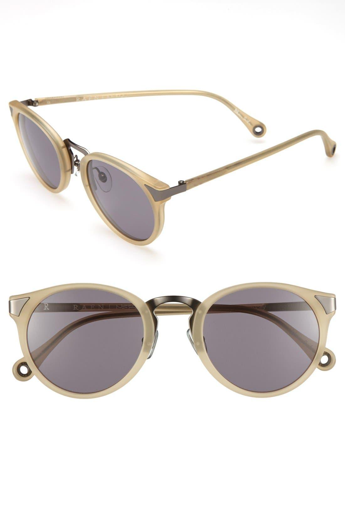 Main Image - RAEN 'Nera' 50mm Sunglasses (Online Exclusive)