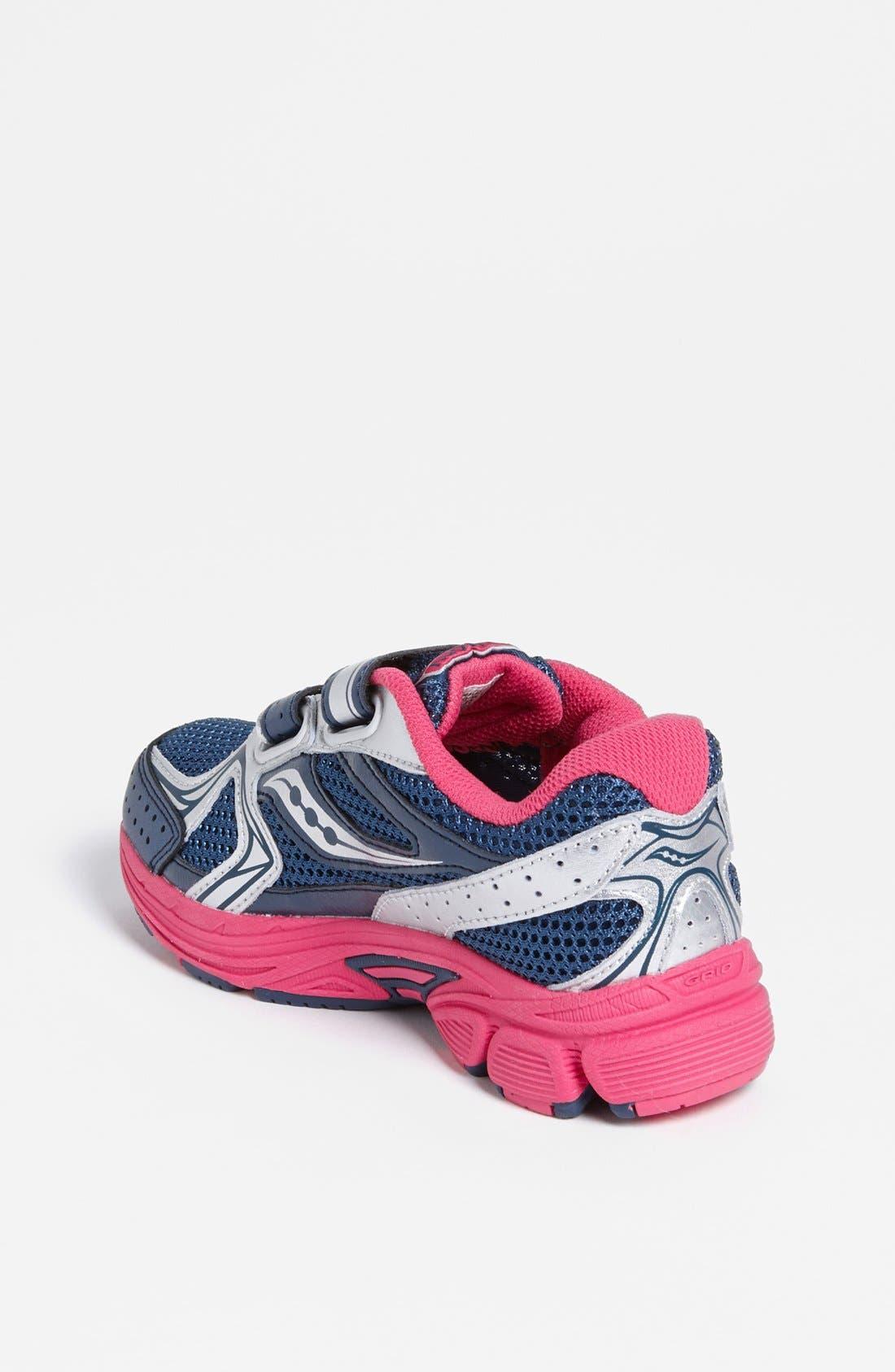 Alternate Image 2  - Saucony 'Cohesion HL' Running Shoe (Toddler, Little Kid & Big Kid)