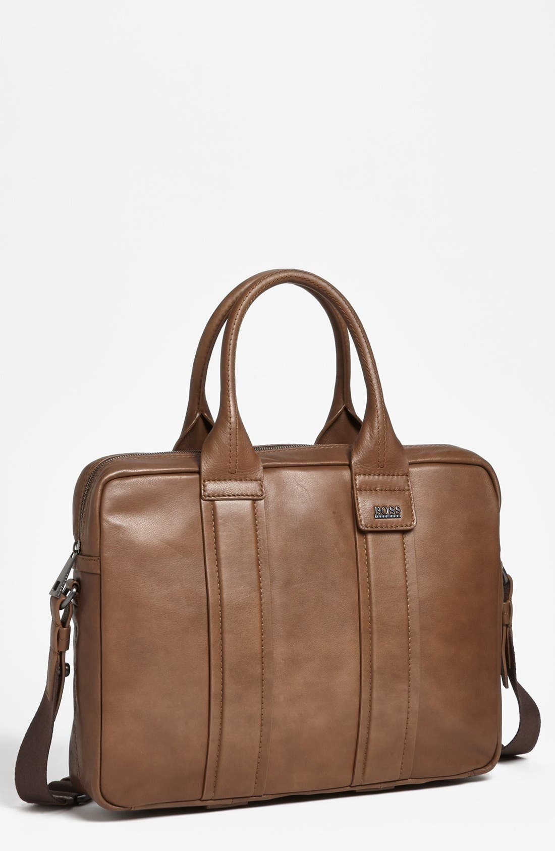 Alternate Image 1 Selected - BOSS HUGO BOSS 'Saltin' Work Bag