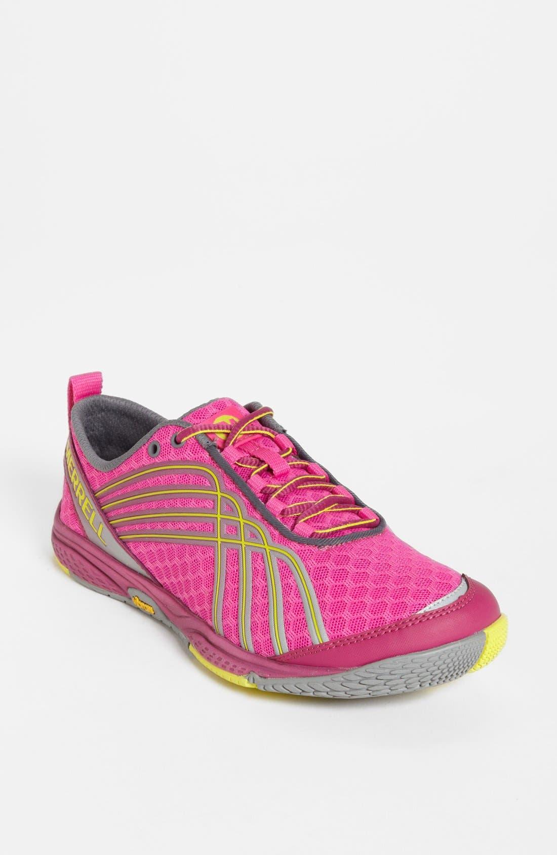Alternate Image 1 Selected - Merrell 'Road Glove Dash 2' Lightweight Running Shoe