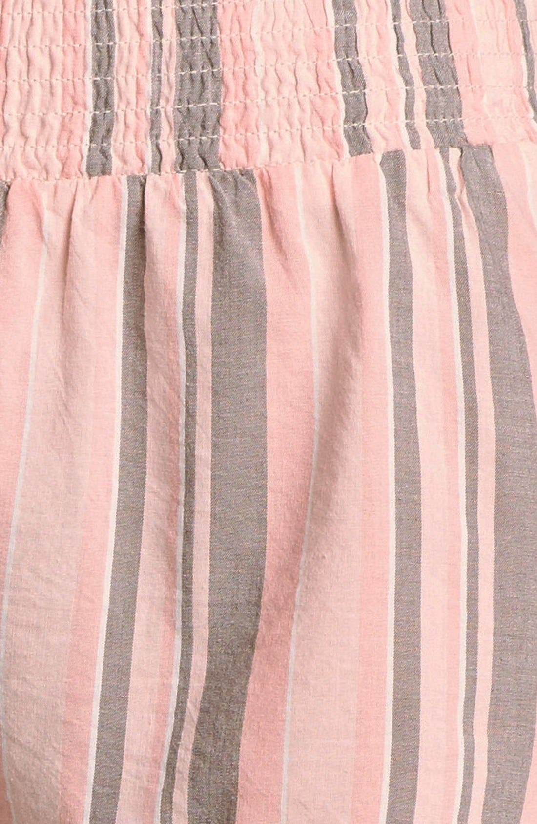 Alternate Image 3  - PJ Salvage 'On the Horizon' Shorts