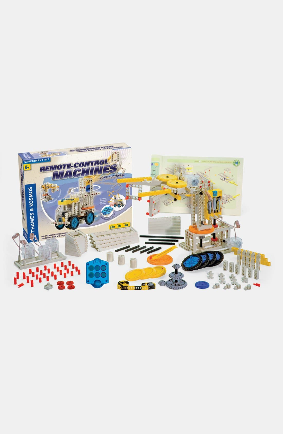 Thames & Kosmos 'Remote Control Machines' Building Kit