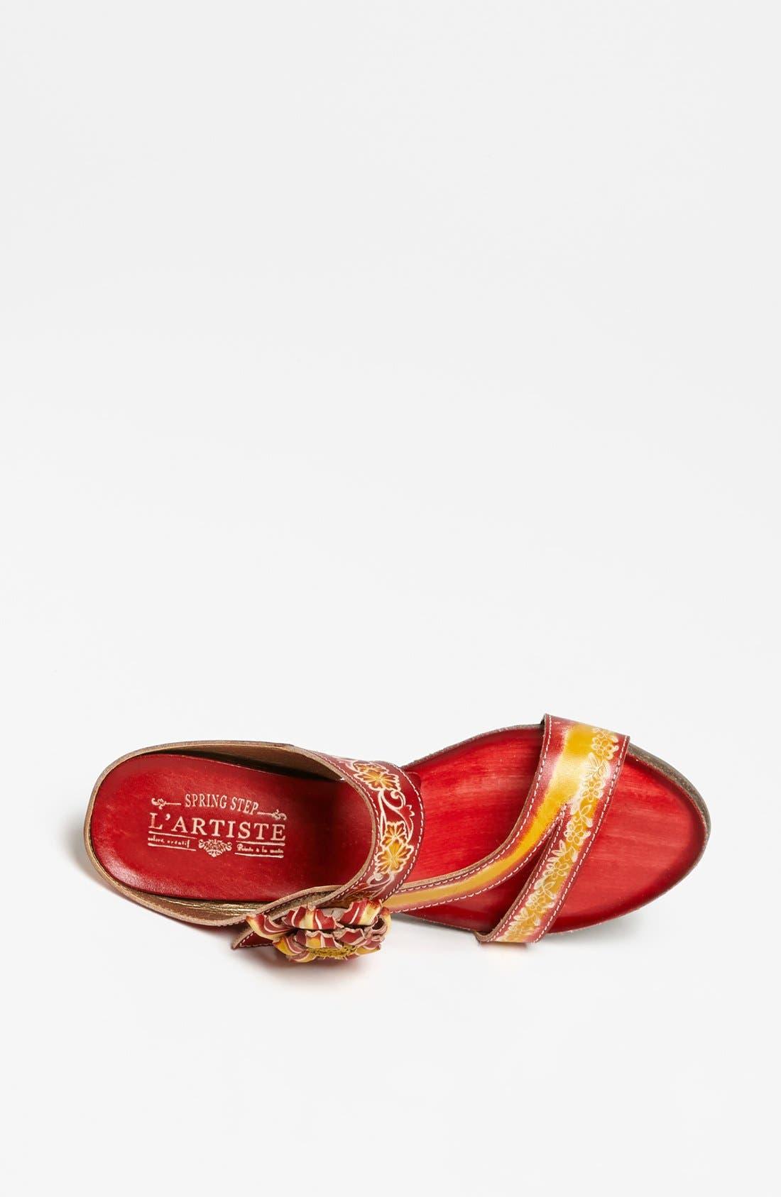 Alternate Image 3  - Spring Step 'Amethyst' Sandal