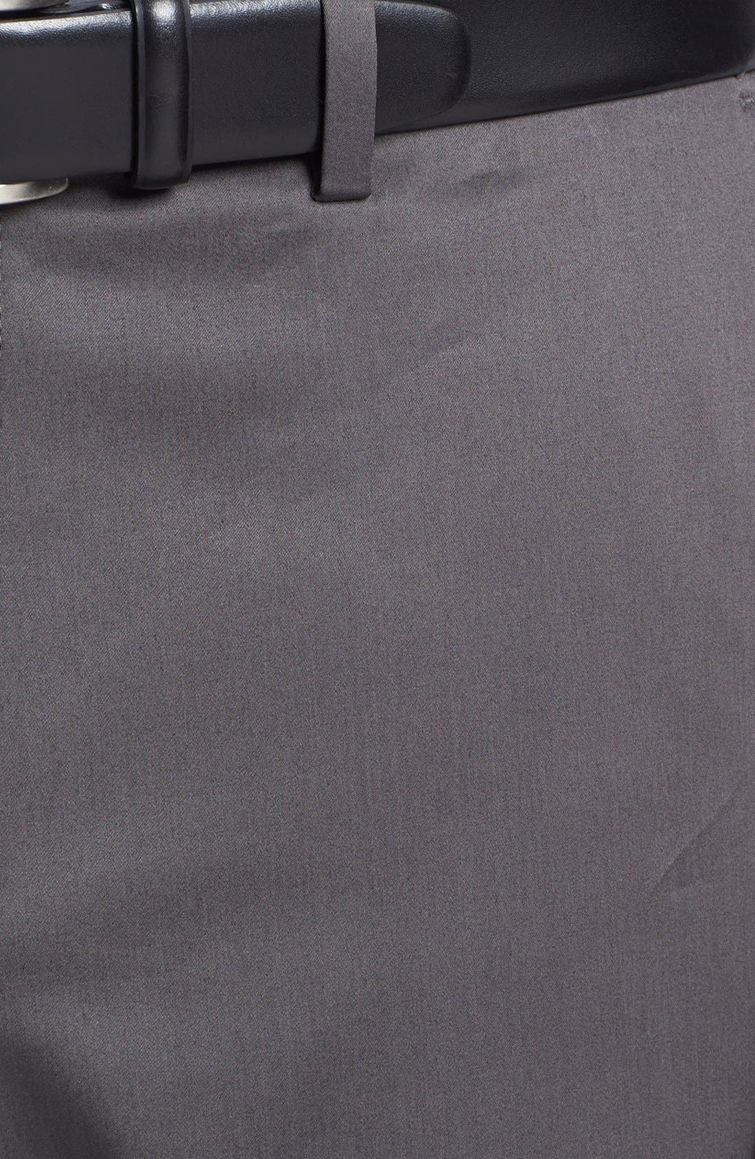 Alternate Image 3  - BOSS HUGO BOSS 'Sharp' Cotton Trousers