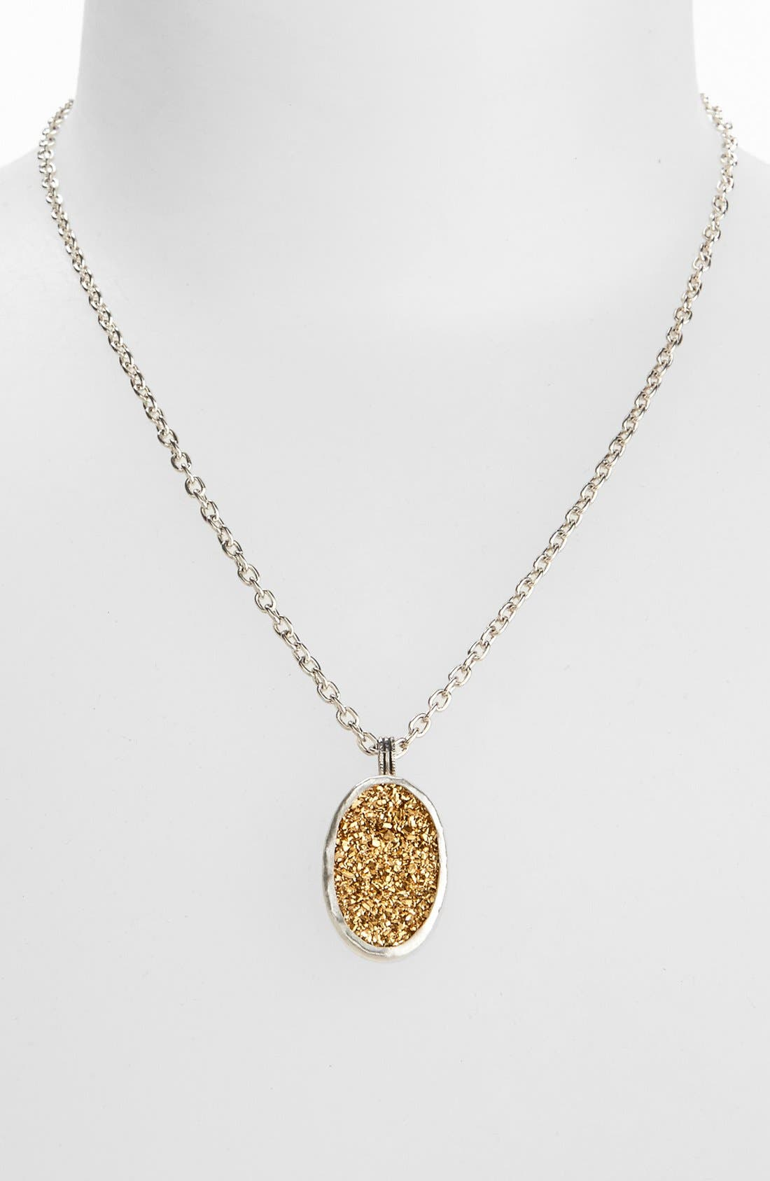 Alternate Image 2  - Gurhan 'Galaxy' Drusy Pendant Necklace
