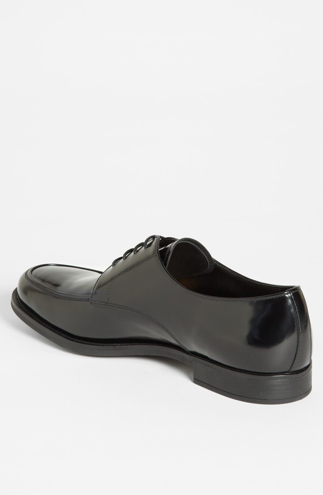 Alternate Image 2  - Prada Apron Toe Derby