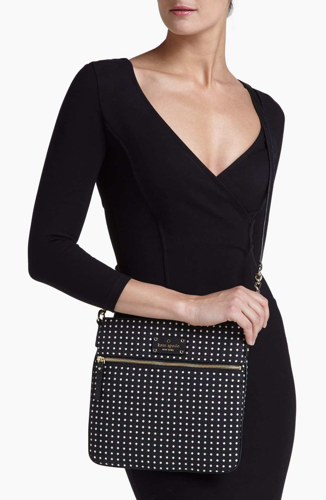 Alternate Image 2  - kate spade new york 'cobble hill - dot ellen' crossbody bag