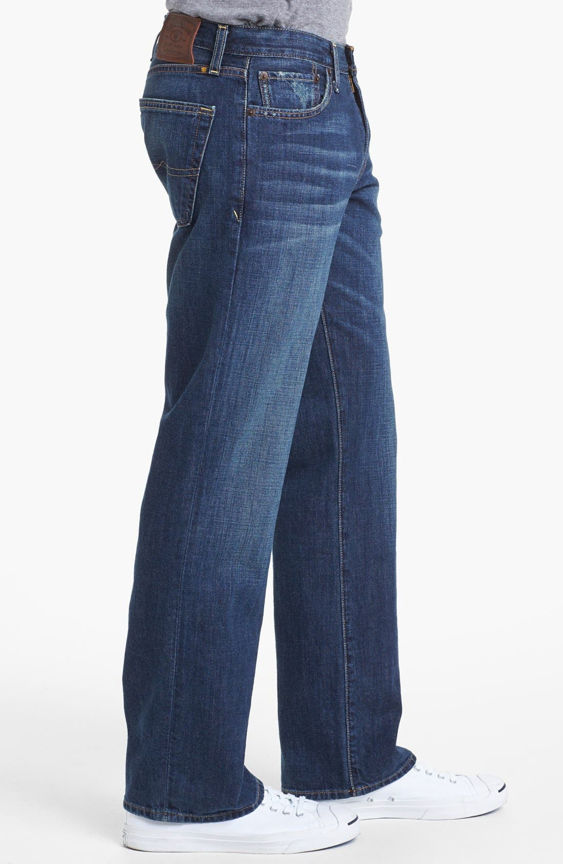 Alternate Image 3  - Lucky Brand '361 Vintage' Straight Leg Jeans
