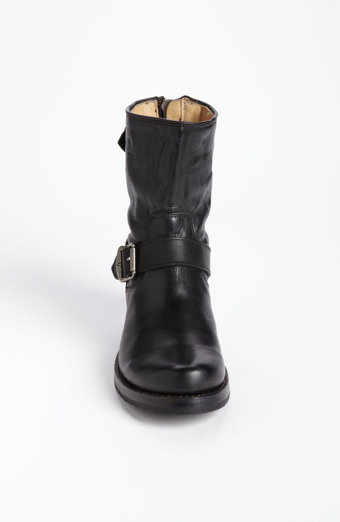 Alternate Image 3  - Frye 'Veronica' Back Zip Short Boot