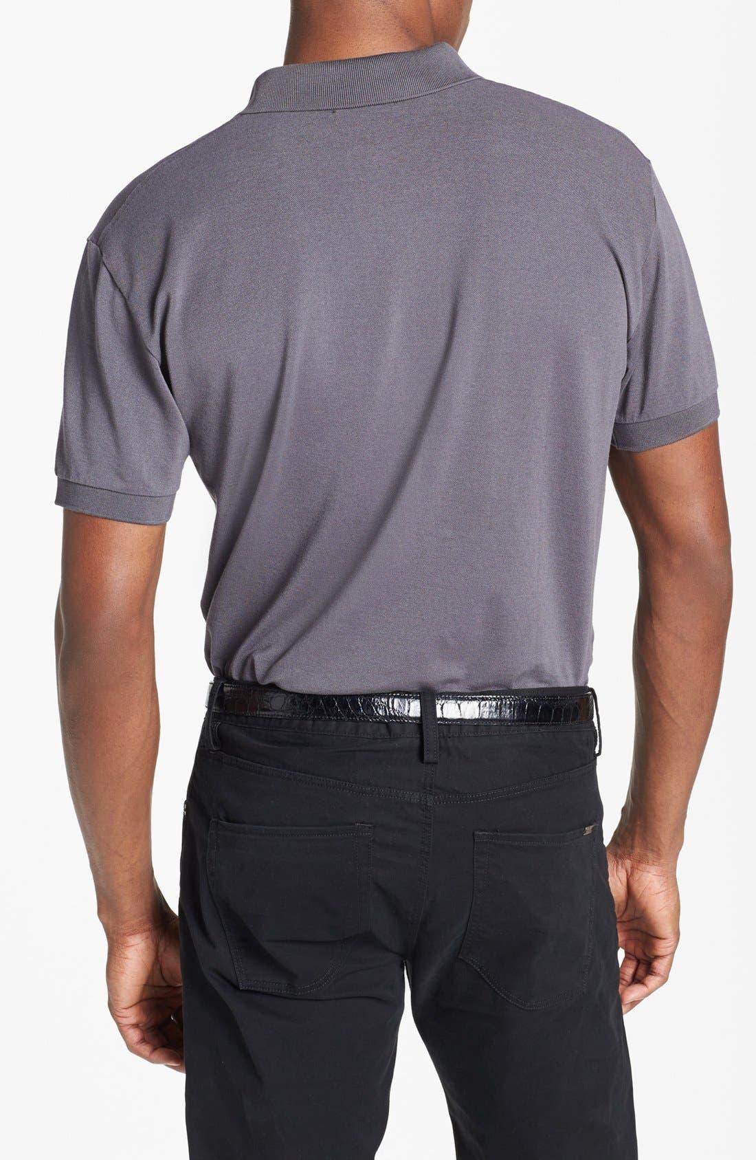 Alternate Image 2  - Polo Ralph Lauren Classic Fit Piqué Cotton Polo