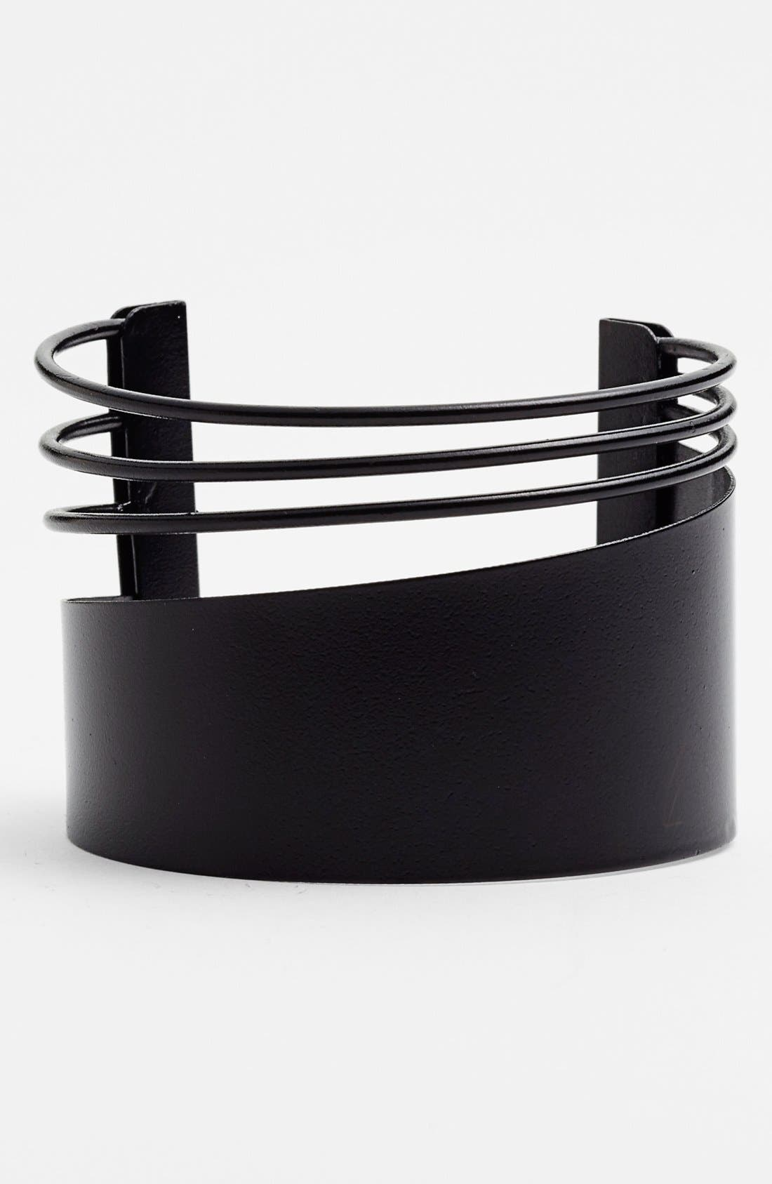 Alternate Image 1 Selected - Leith Bold Cutout Cuff