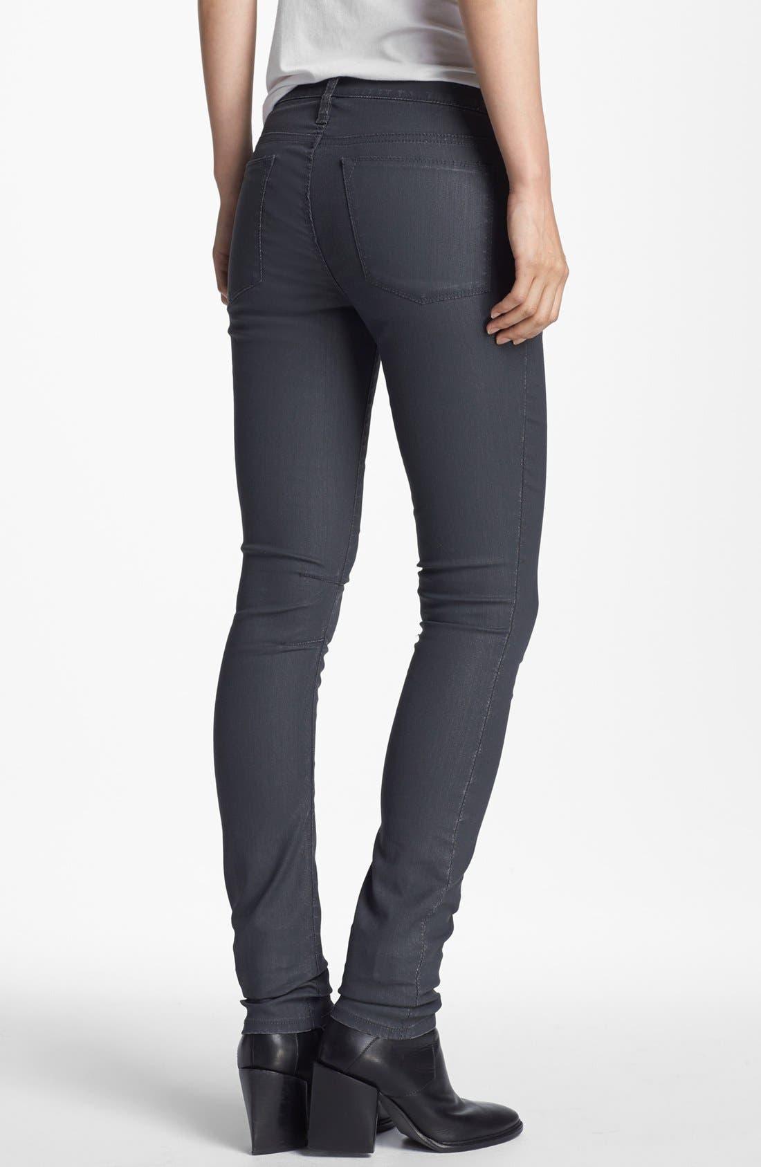 Alternate Image 2  - HELMUT Helmut Lang 'Shale' Skinny Stretch Jeans