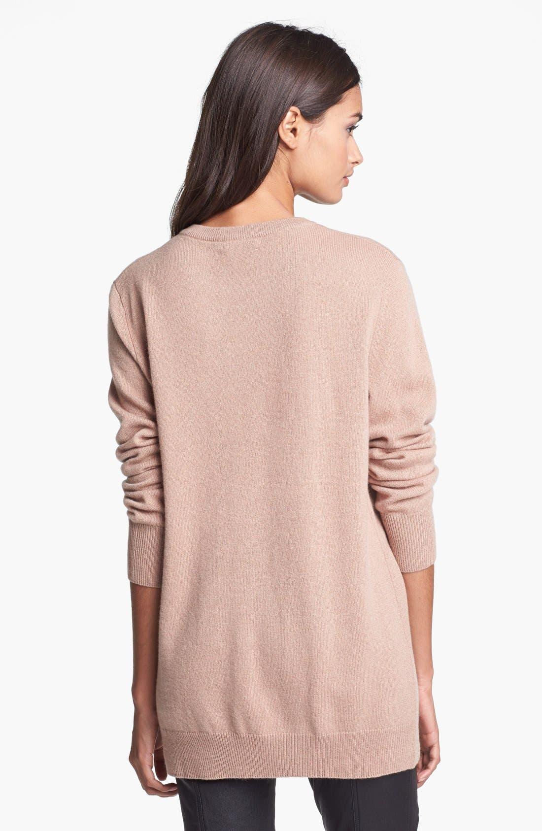 Alternate Image 2  - Equipment 'Rei' Cashmere Sweater