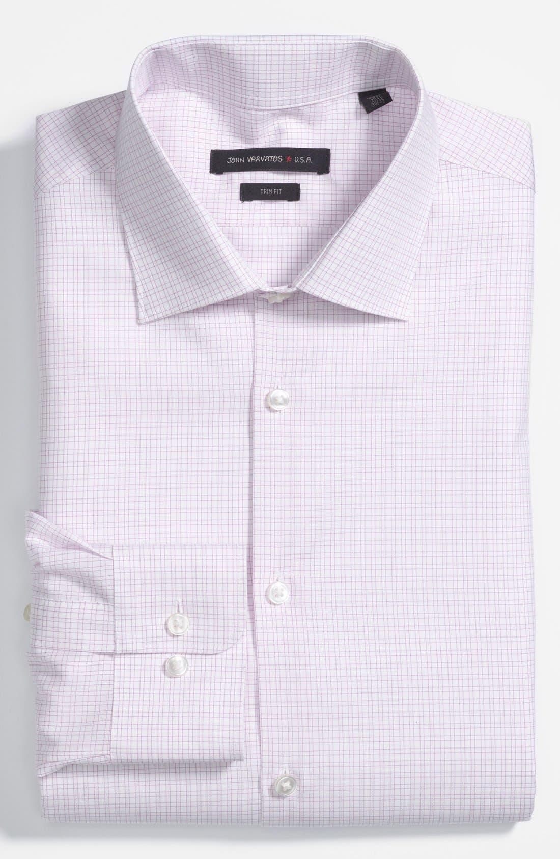 Alternate Image 1 Selected - John Varvatos Star USA Trim Fit Dress Shirt
